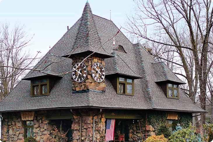 bitumnaya cherepica s garantiej i visokim kachestvom roof art