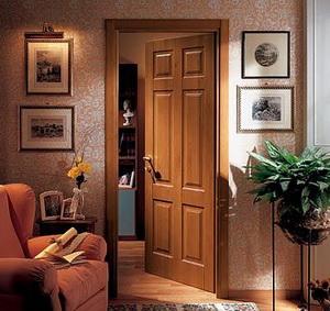kak vibrat mezhkomnatnie dveri