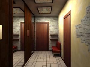 kakoj vibrat linoleum dlya koridora