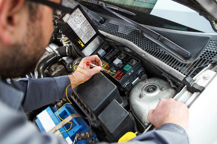 Подготовка электрооборудования автомобиля