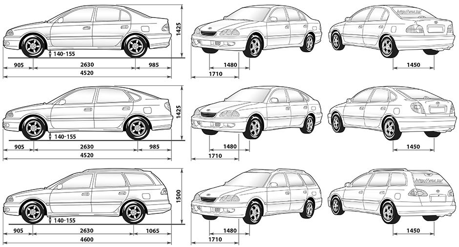 Toyota Avensis 02