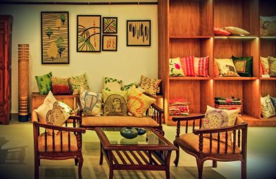 Индийский стиль в интерьере