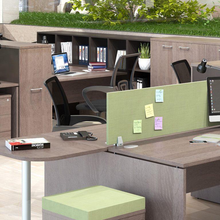 Офисные тенденции в мебели