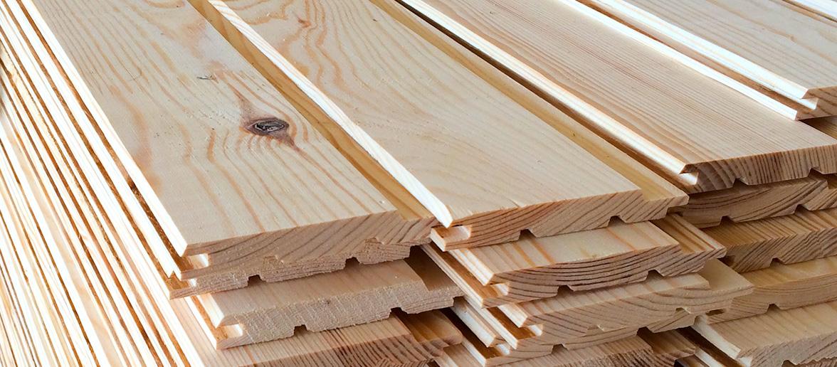 Евровагонка: породы хвойной древесины