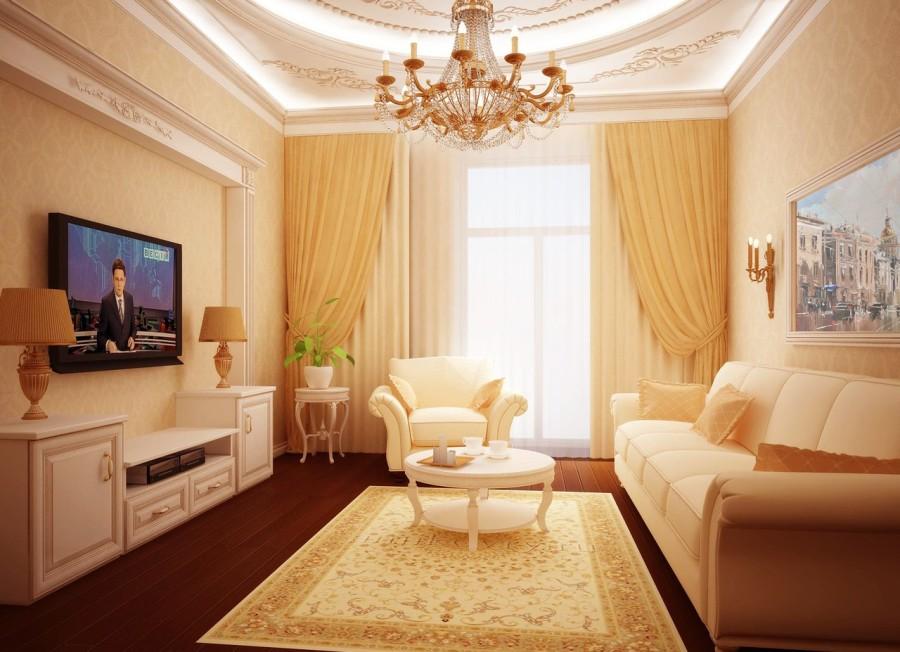 Классический ремонт квартир