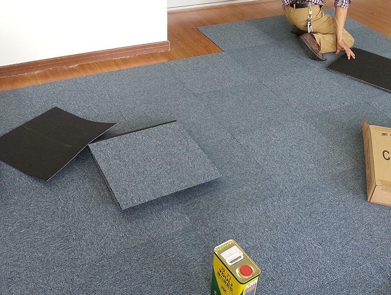Напольное покрытие для разных комнат